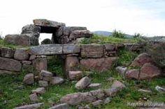 Cossoine - tombe di giganti  Aiudu