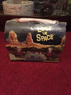 Lost in Space Metal Reproduction Lunchbox 1998 -  bought 2 of these repros and sold them  both for a nice profit on eBay last year :)