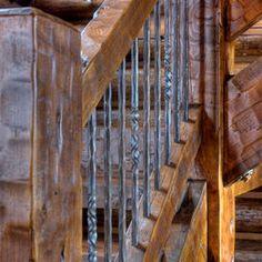 Very Cool Stair Rail