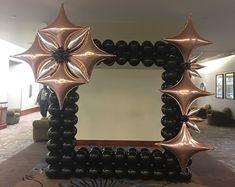 Balloon Shop, Balloon Display, Love Balloon, Balloon Lanterns, Balloon Columns, Balloon Arch, Ballon Decorations, Diy Party Decorations, Balloon Frame