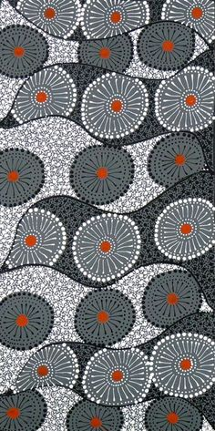 have this painting and it is wonderful Aboriginal Art and Paintings - Alpar Story Aboriginal Dot Painting, Aboriginal Artists, Australian Art, Aboriginal Art Australian, Pattern Art, Abstract Pattern, Art Inuit, Aboriginal Culture, Indigenous Art