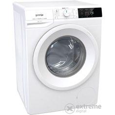 Gorenje WESPI82 elöltöltős mosógép, A+++, Inverter PowerDrive motor, 8 kg mosási kapacitás