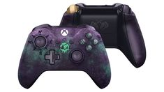 The special limited edition Sea of Thieves Xbox Wireless Controller launched today and pre-orders have begun to ship out to those gamers who pre-ordered it. This Xbox Wireless Controller works with… Xbox One Video Games, Xbox 360 Games, Video Game News, Sea Of Thieves Game, Control Xbox, Ps4, Playstation, Xbox Accessories, Xbox Wireless Controller