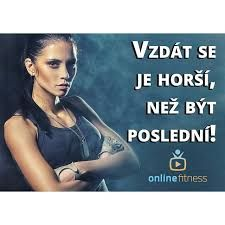 Výsledek obrázku pro fitness motivace Quotations, Lyrics, Health Fitness, Success, Advice, Workout, Humor, Motivation, Education