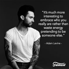 Adam Levine is the hottest man alive! Love him!!!!!
