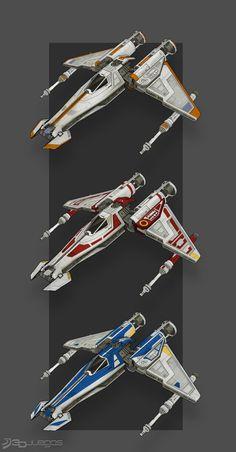Imagen Star Wars: Galactic Starfighter (PC)