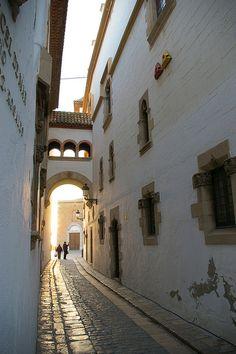 Sitges,  (la Blanca Subur...)  Catalonia