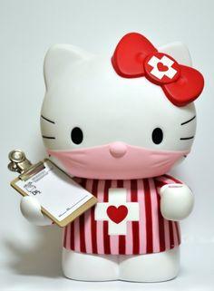 hello kitty.  So me!! I love it!! -kh