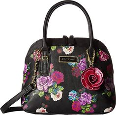 Betsey Johnson Women's Collar Dome Floral One Size Betsey...