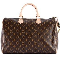 speedy 30 louis vuitton, such a classy bag.  Someday you will be mine. :)