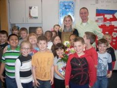 Elrod is Teacher of the Year