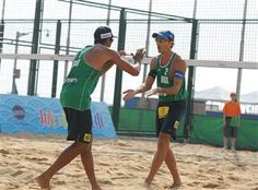 Despite 20 years on the World Tour, Emanuel has not lost his love for beach volleyball