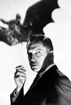 The suave Vincent Price