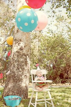 Best Kids Parties: Confetti in the Park My Party: Laelia (Los Angeles, CA) | Apartment Therapy