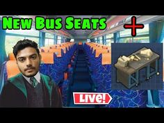 Buying New Bus Seats 😍 Bus Simulator Ultimate live stream Hindi + LDOE 🤩 #bussimulatorultimate - YouTube New Bus, Live Stream, Youtube, Entertaining, Games, Videos, Gaming, Youtubers, Funny