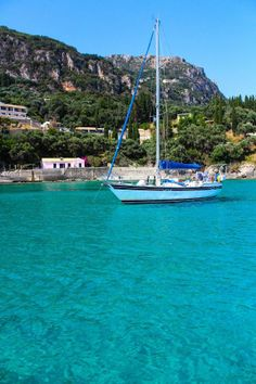 Cypress Island Greece   Corfu Island, Ionian Sea, Greece