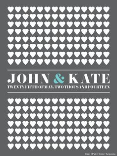 Livre d'or coeur  coeur mariage livre d'or  le livre
