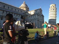 Ciak! OdU Movies for SaroCharu, in #Pisa
