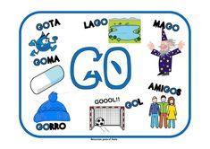 palabras con ge gi je ji - Buscar con Google