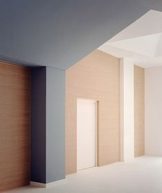 Fillia幼儿园,意大利 / Colucci & Partners - 谷德设计网 Passive Solar, Architectural Section, Large Windows, Skylight, Kindergarten, Indoor, Curtains, Furniture, Home Decor