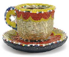 Cup and Saucer liza lou
