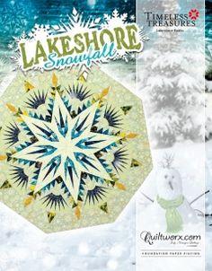 Lakeshore Snowfall