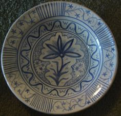 maiolica bowl by Amata