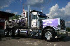 Custom Peterbilt Dump Trucks | peterbilt dump truck specifications stock number 276 condition used ...