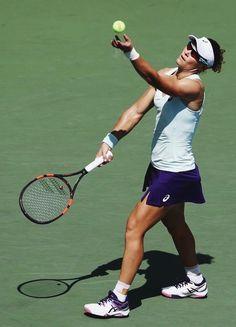 Sam Stosur | 2016 US Open Day 2 def. Camila Giorgi - Tennis Blog