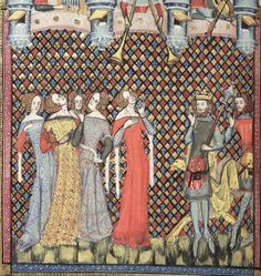 Bodley 264 Romance of Alexander Fol 108v, 1338-44, Jehan de Grise and his workshop