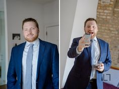 Revolution Brewing Wedding Photography | Melissa and Chris Photo