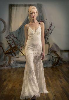 Elizabeth Filmore's Elegant & Sophisticated Spring 2016 Bridal Collection