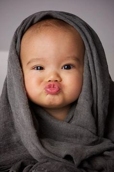 Kisses for the New Year....just too precious....