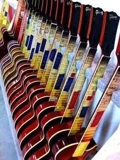 #Gibsonguitars #CustomShop #Nashville #LesPaul
