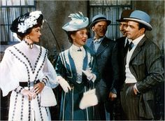 Esther Williams, Frank Sinatra, Gene Kelly