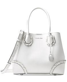58c75b599b6d Michael Kors Mercer Gallery Medium Tote   Reviews - Handbags   Accessories  - Macy s