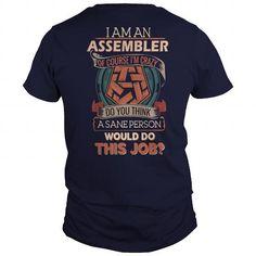 Cool  ASSEMBLER T shirts