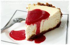 CheeseCake NewYorkais - Les Gourmandises de Titenoon