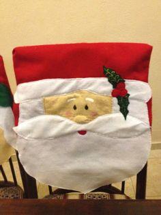 Cubresillas Santa en fieltro