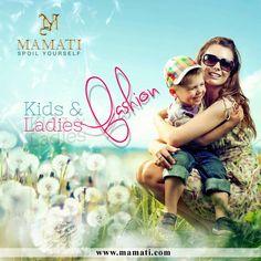 Mamati brand,Online Shopping in Dubai,Kids Fashion Brand of U.A.E