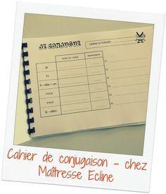 Cahier de conjugaison pour rituel