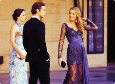 I don't care at all about gossip girl but blake lively's dress is stunning <3    damn, they're attractive.