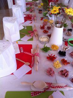 Mini Chef Party!