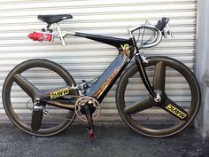 lemond v2 boomerang /via ??? #1995 #bicycle #TT