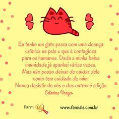 Farmale Achou!: Animais de estimação e a sua saúde