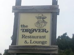 The Drover Restaurant and Lounge - Omaha, Neb. Best steak in the great state of Nebraska!