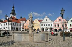 Pelhrimov Cities In Europe, Czech Republic, Mansions, Country, House Styles, World, Places, Beautiful, Manor Houses