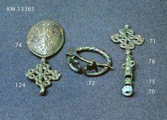 Lappeenranta ca 800 - 1050 Viking Clothing, Viking Jewelry, Ancient Vikings, Viking Age, Iron Age, Anglo Saxon, Scandinavian, Medieval, Brooch