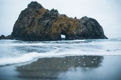 Coyote Atelier travel inspiration: Big Sur, California photographed by Brian Fulda.