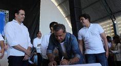VENCENDO A CRISE, GOVERNO DO ESTADO ENTREGARÁ MAIS OBRAS http://blogdoronaldocesar.blogspot.com.br/2017/05/vencendo-crise-governo-do-estado.html